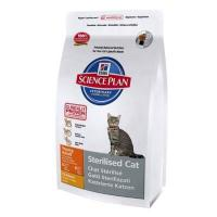 Hill's Science Plan Feline Young Adult Sterilised Cat Chicken 1,5 кг