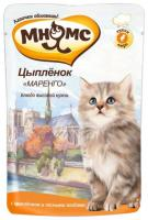 МНЯМС Влажный корм для котят Цыплёнок Маренго 0,085 кг
