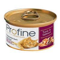 Profine Консервы Tuna & Salmon 70 г