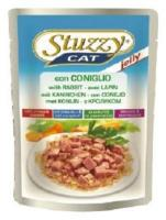 Stuzzy Cat консервы для кошек с кроликом в желе 100 гр