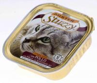 Stuzzy Cat консервы для стерилизованных кошек с курицей 100 гр
