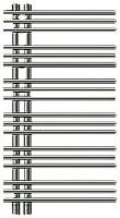 Zehnder ������������� Yucca Asymmetric Chrome YAEC-090-050/RD