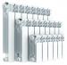 Цены на Биметаллический радиатор Rifar Base Ventil 500/ 4 секц. BVL Страна: Россия;  Межосевое расстояние,   мм: 500;  Площадь отапливаемого помещения: 8;  Внутренний объем секции,   л: 0.20;  Количество секций: 4;  Теплоотдача,   Ватт: 816;  Рабочее давление ,   Атм: 20;  Макси