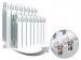 Цены на Биметаллический радиатор Rifar Monolit Ventil 500/ 10 секц. MVL Страна: Россия;  Межосевое расстояние,   мм: 500;  Площадь отапливаемого помещения: 14;  Внутренний объем секции,   л: 0.21;  Количество секций: 10;  Теплоотдача,   Ватт: 1960;  Рабочее давление ,   Атм: 10
