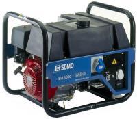 SDMO SH 6000 E
