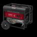 Цены на Генератор бензиновый Briggs&Stratton Sprint 6200A Номинальная мощность: 4.9 кВт;  Максимальная мощность: 6.1 кВт;  Тип двигателя: бензиновый,  4 - х тактный;  Напряжение: 220 В;  Частота: 50 Гц;  Модель двигателя: Briggs & Stratton OHV;  Выходная мощность: 14 л.с.;