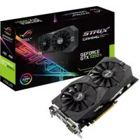 Фото ASUS GeForce GTX 1050TI STRIX GAMING OC 4Gb (STRIX-GTX1050TI-O4G-GAMING)