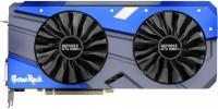 Фото Palit GeForce GTX 1080 Ti GameRock Premium Edition 11GB (NEB108TH15LC-1020G)