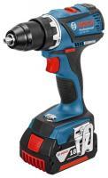 Bosch GSR 18 V-EC 2.0Ah x2 L-BOXX