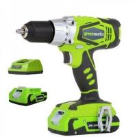 GreenWorks G24DDK2X