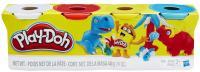 Hasbro Play-Doh Динозавры(B5517)