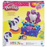 Hasbro Play-Doh Туалетный столик Рарити (B3400)