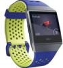 Фото Fitbit Ionic Adidas Edition (Blue/Yellow)